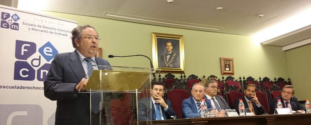 José Miguel Zugaldía recibe el IV Premio de investigación «Francisco Salgado de Somoza»